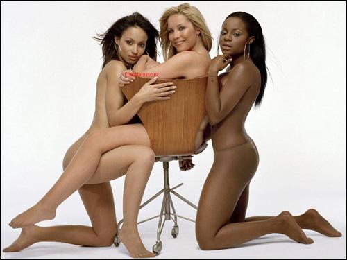 Группа голых женщин фото 37693 фотография