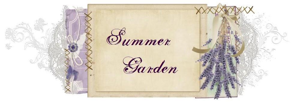Summer Garden 夏日花园