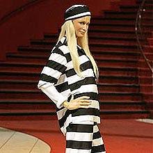 Paris Hilton en prision