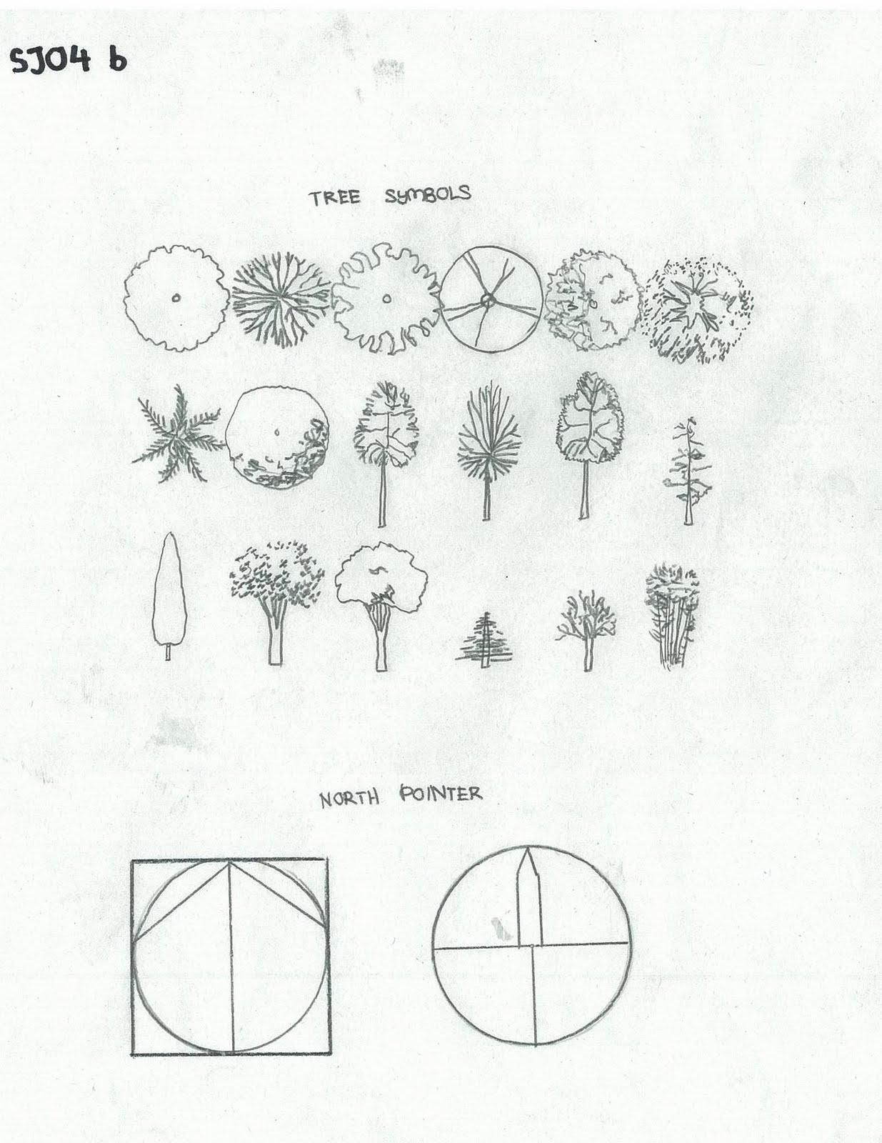 Design Visualization Sj04b Architectural Symbols