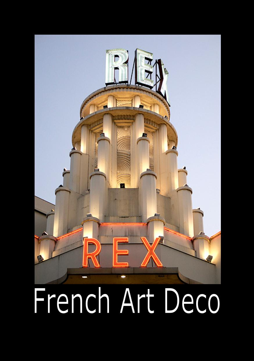 Sample board online art deco designers in france for Art decoration france