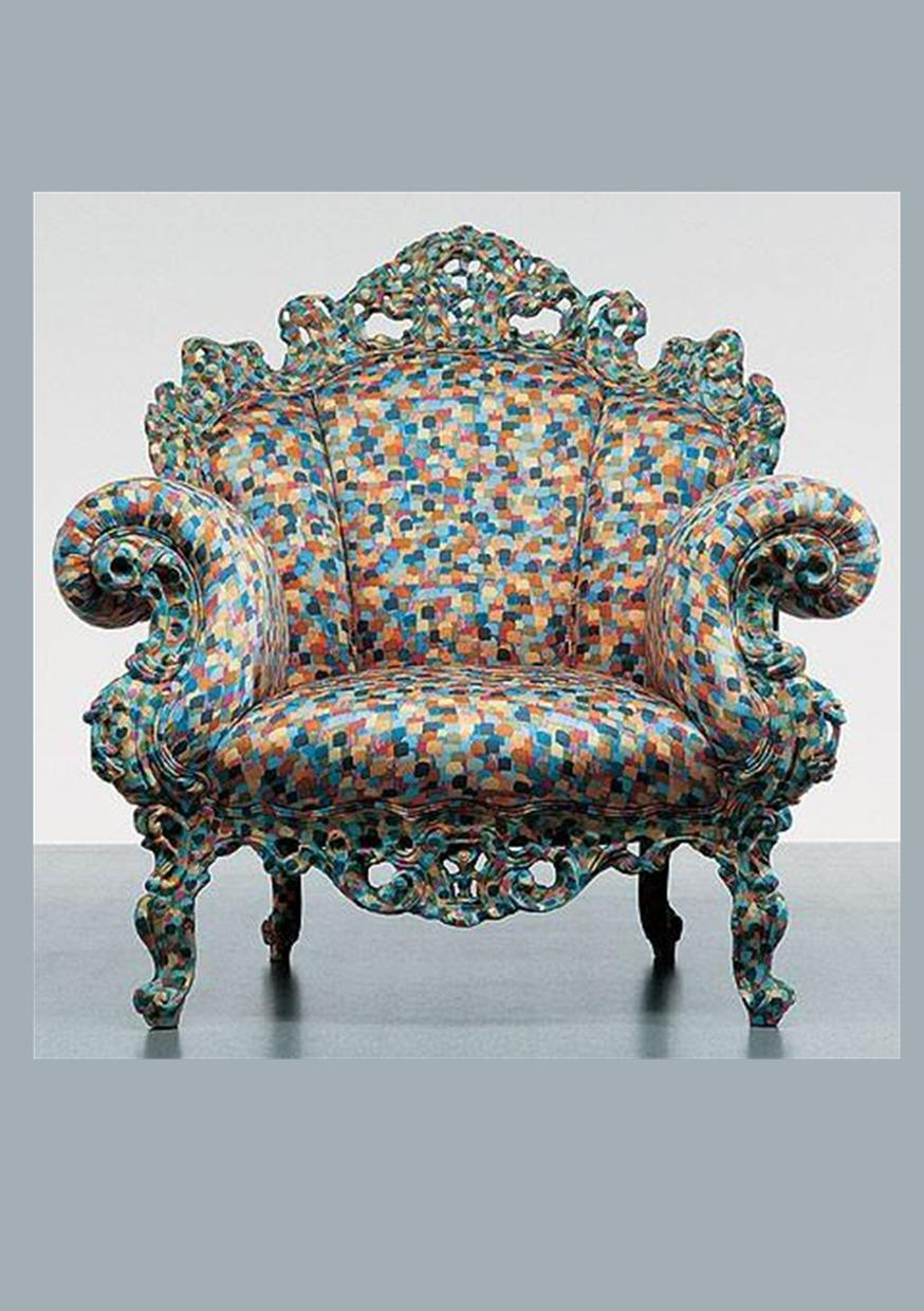 Creative buzz all things design retro 1970 39 s interior for Baroque style home accessories