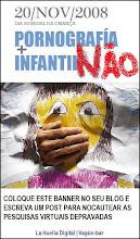 Pornografia Infantil NÃO