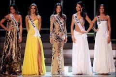 VENEZUELA É PENTA MISS UNIVERSO 2008
