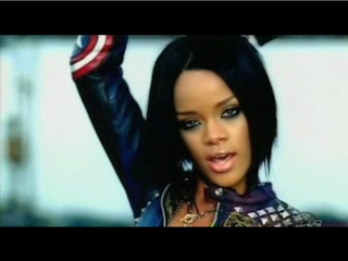 Rihanna - Shut Up and Drive (HQ iPod Video)