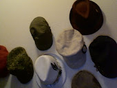 Insiders hat wall