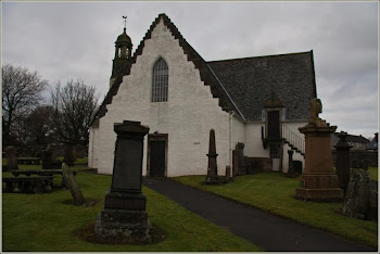 Fenwick Parish Church, built 1643