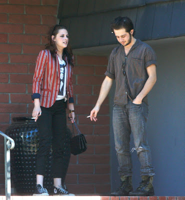 Kristen Stewart & Michael Angarano: Cute Celebrity Couple