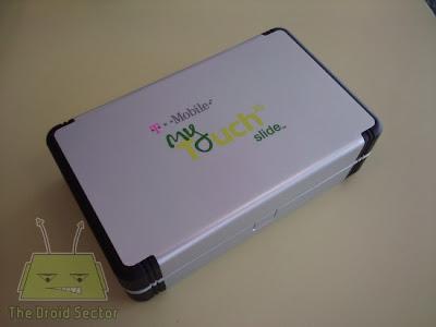 myTouch Slide Box