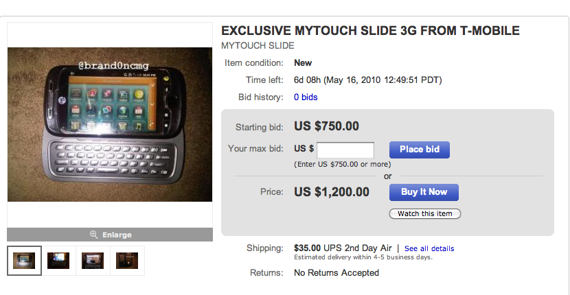 how to cancel a bid on ebay mobile