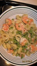 shrimp and Tortellini for A Queen