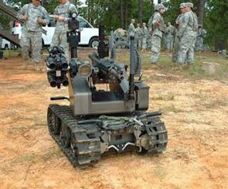 Robot Yang Dapat Memusnahkan Manusia