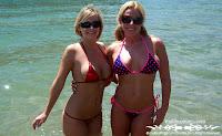 Crystal in a Malibu Strings bikini in Lake Havasu Part II photo gallery