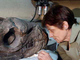 'Godzilla' Fossils Reveal Real-Life Sea Monster pics gallery