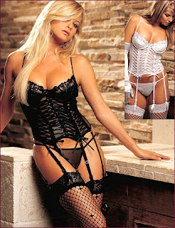 Sexy Lingerie: Sexy Bustier. Shirley 29039
