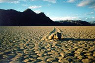 Death Valley Moving Rocks pics gallery
