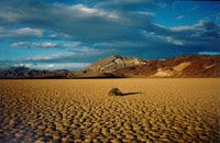 Death Valley Moving Rocks images photos gallery