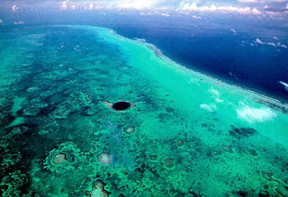 Great Blue Hole, Belize image pic photo gallery