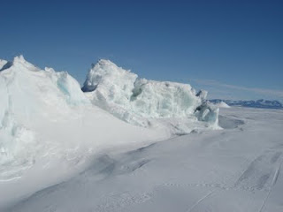 the coldest place on Earth That is Antarctica's Ridge A in the picture pics photo image gallery