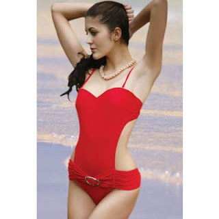 One Piece Monokini Swimsuit in sexy bikini blog collection 2010 picture gallery