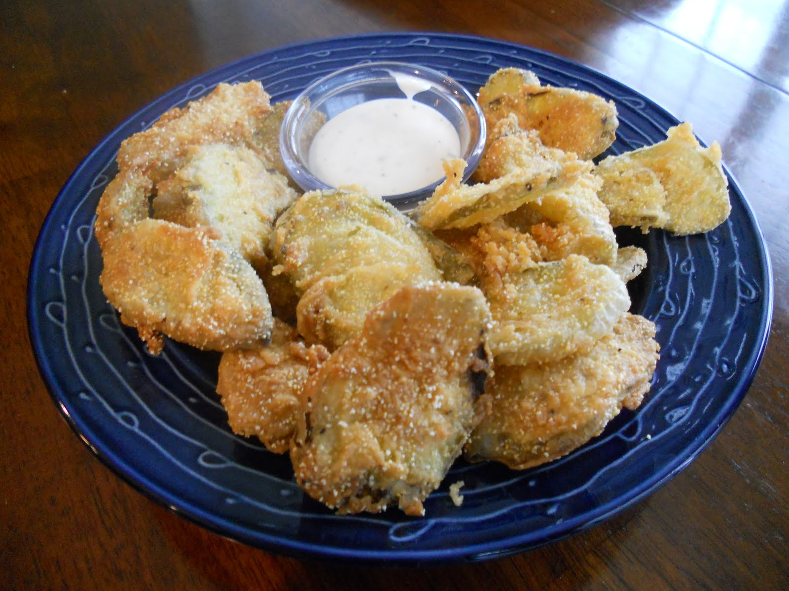 Yumz the Word: Deep Fried Pickles