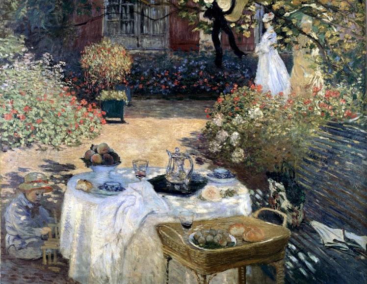 El almuerzo (1873)