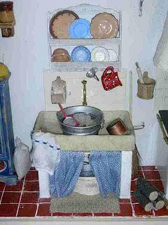 le mini dai monti: La cucina in miniatura 2) / La cuisine en ...