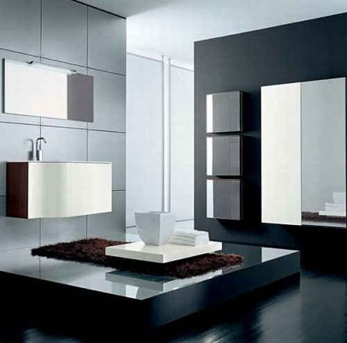 Interiores casa exclusivos dise os contempor neos de ba o for New model bathroom design