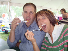 MMMM!! Funnel cake!