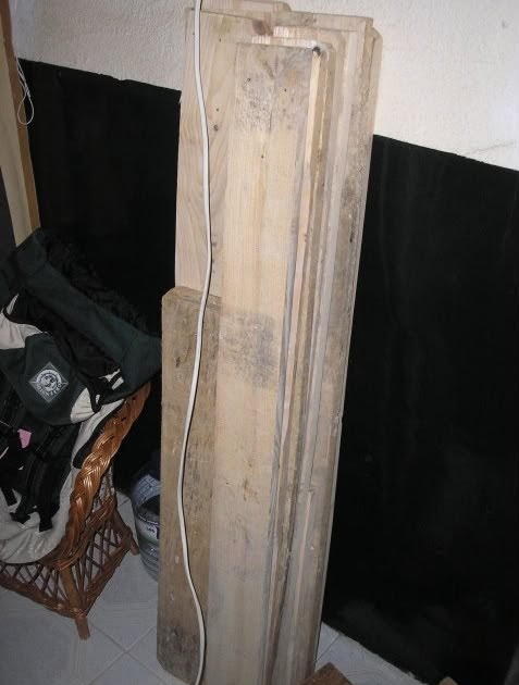 Muebles gratis con palets paso a paso para hacer un macetero - Hacer armario empotrado paso paso ...