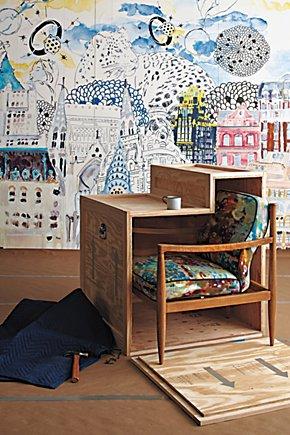 Muebles gratis con palets: sillas, sillones y mas