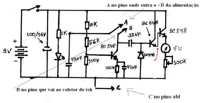 siera teknik elektronics  tester flyback