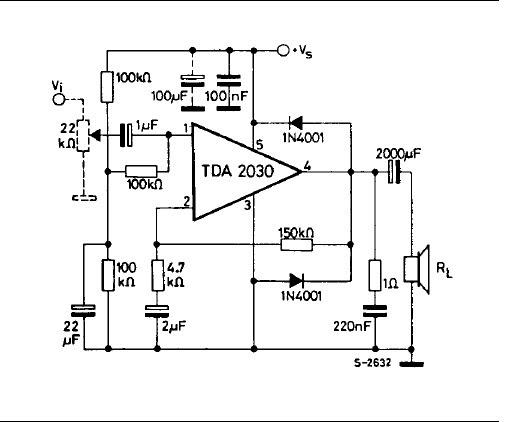 siera teknik elektronics  mono pa with tda2030