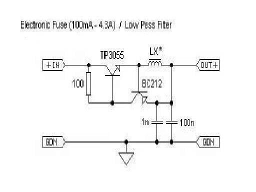 siera teknik elektronics electronics fuse dc rh sierateknik blogspot com dc electronic fuse circuit DC Fuse Holder