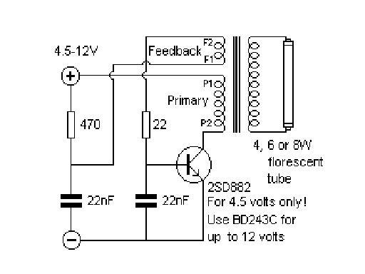 siera teknik elektronics  lamp inventer 15 w