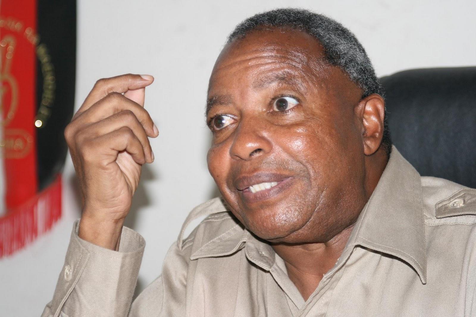 Katibu Mkuu wa Chadema, Dk. Willibrod Slaa.