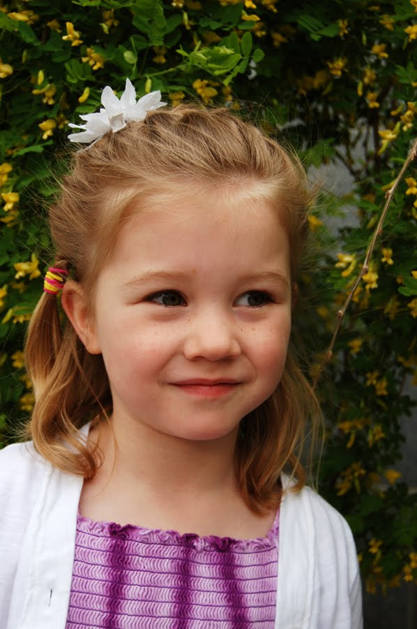 Care in the world to my 4 year old girl