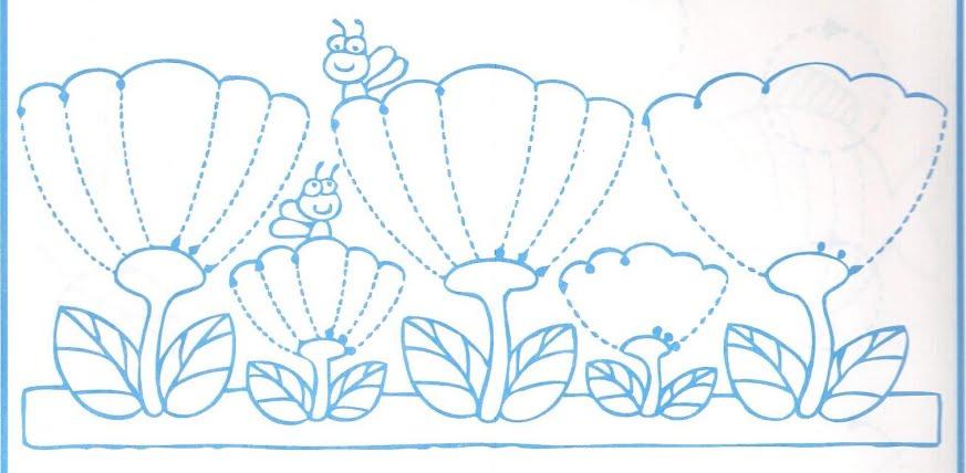 Trazos para Niños de 4 años :: Dibujos para colorear :: Parte 6 ...