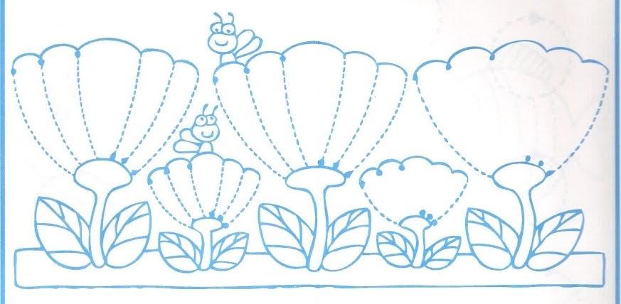 Trazos para Niños de 4 años :: Dibujos para colorear ...