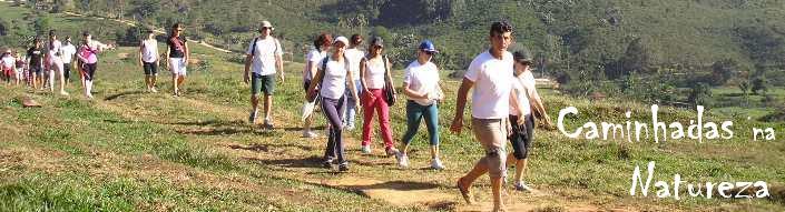 Caminhadas na Natureza - Burarama ES