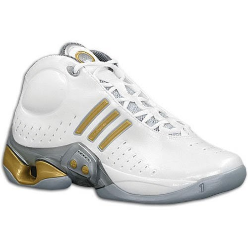 Adidas basketball shoes 2009