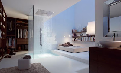 The Living Environment of the Future Bathroom Design by Axor Starck