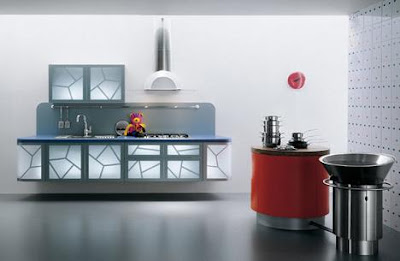 Latest Modern Kitchen-Trasparente