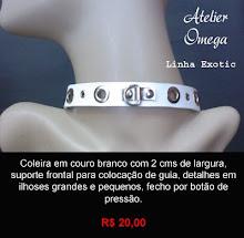 Acessórios - Coleira 21 - Atelier Omega