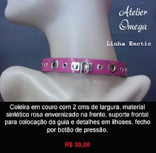 Acessórios - Coleira 22 - Atelier Omega