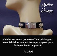Acessórios - Coleira 4 - Atelier Omega