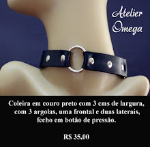 Acessórios - Coleira 5 - Atelier Omega