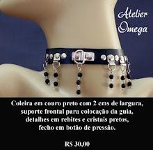 Acessórios - Coleira 6 - Atelier Omega