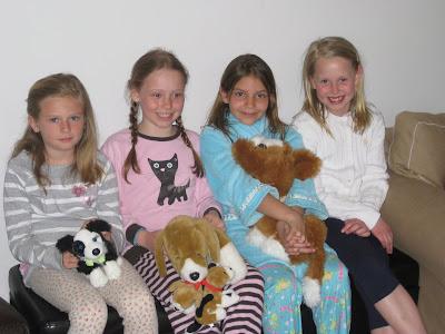 Podsiad Family Blog Renee S 9th Birthday Party