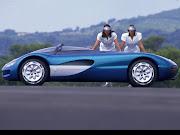 '90 Renault Laguna Concept